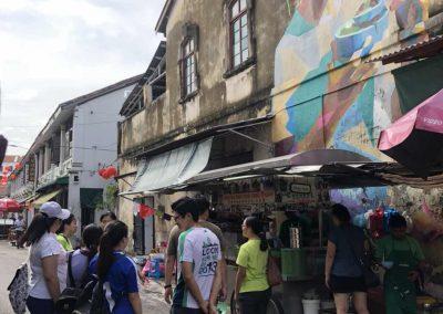 Food hunting around Penang Heritage Area