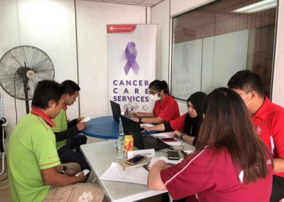 Free Medical Check Up for Workers