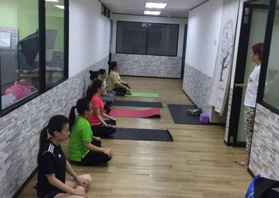 Sport - yoga